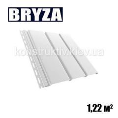 Панель софит, 4х0,31м, белый
