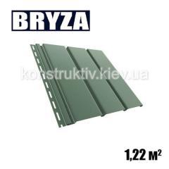 Панель софит, 4х0,31м, зеленый