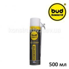 Пена ручная Budmonster 500мл