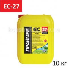 Пластификатор Праймер ЕС-27, 10 кг (летний)