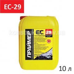 Пластификатор Праймер ЕС-29, 10л (для теплых полов)