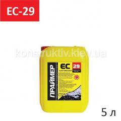 Пластификатор Праймер ЕС-29, 5 л (для теплых полов)