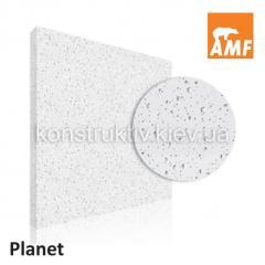 Плита Planet 600х600х13, АМФ (влагостойкая 70%) (уп. 18 шт)