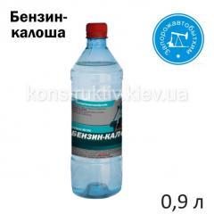 Растворитель Нефрас бензин Калоша Мастер Колор, 0,9 л (495 гр.)
