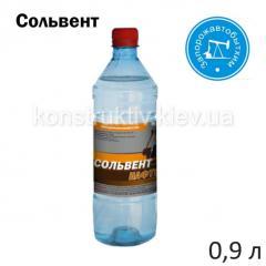 Растворитель Сольвент Мастер Колор, 0,9 л (560 гр.)