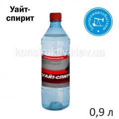 Растворитель Уайт-спирит, 0,9л.(495гр.), ТМ «Мастер Колор»