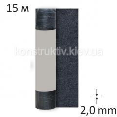 Рубероид подкладочный Изолит Стеклополимаст ХПП 2,0, 15 м