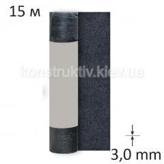 Рубероид подкладочный Изолит Стеклополимаст ХПП 3,0, 15 м
