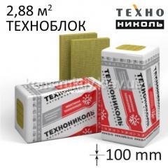 ТехноБлок Стандарт (10см) 2,88 кв.м