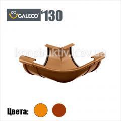 Угол внешний/внутренний регулируемый, Galeco 130 (RAL 8003, 3004)