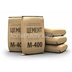 Цемент ПЦ-II/Б-Ш 400 25 кг, (Кривой Рог) буква Н