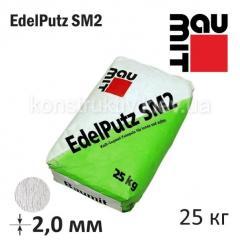 Штукатурка минеральная Баумит ЭдельПутц СМ2 2R короед, 25кг
