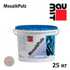 Штукатурка мозаичная Баумит МозаикПутц, 25кг