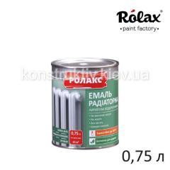 Эмаль акриловая Ролакс Premium, 0,75 л