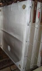 Filter, lining cloth IGS