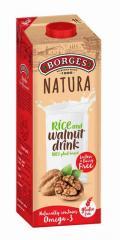 Напиток Borges Natura на основе грецкого ореха и