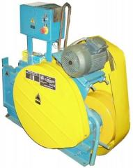 The machine for cutting of Frame-40 reinforcing