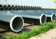 Pipes with a covering always available with