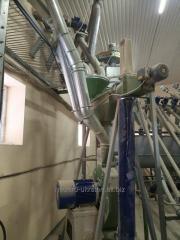 Комбикормовые заводы, мини-заводы для