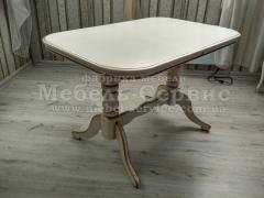 Кухонный стол из дерева Дуб