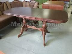 Кухонный стол из дерева Ольха