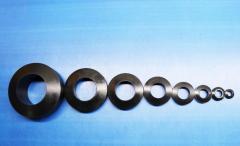 Втулка упруга (кільце К-4 (НСЧ-1956) (24х45х11/6)