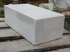 Gas-concrete from the producer to buy blocks in