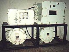 Комплекс блоков и аппаратов управления