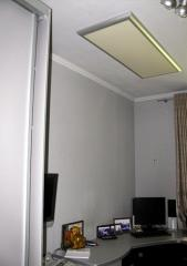 Ceiling room and office IK-heaters of PEO-L of