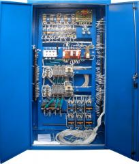Local motor control panels type SCHUE (UUKE-E)