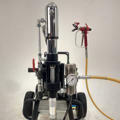 Оборудование высокого давления для напыления