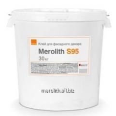 Монтажный клей для фасадного декора Merolith S95