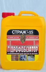 Гидрофобизатор силиконовый для кирпича и бетона