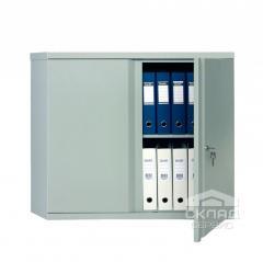 Шкаф архивный двустворчатый М-08 (832x915x370 мм)