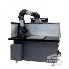 Сварочный стол ССФ-1600 850(h)х1600х820 мм