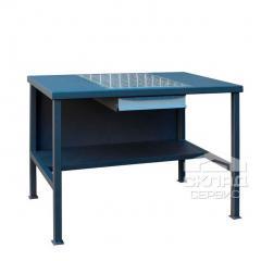 Стол сварщика ССА-1200 850(h)х1200х820 мм