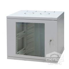 Шкаф настенный серверный (ШС-09U/6.4СУ)