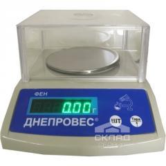 Лабораторные весы ФЕН-Л2 300