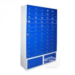 Абонентский шкаф металлический WSS 62