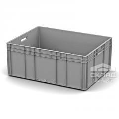 Евроконтейнер пластиковый 800x600x320 мм Усиленное