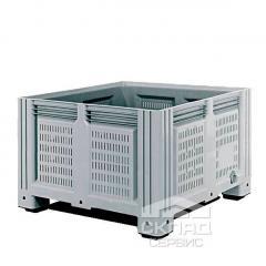 Цельнолитой пластиковый контейнер BigBox