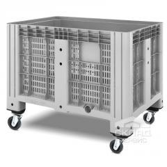 Перфорированный пластиковый контейнер BigBox на