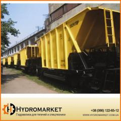 Wagons-hoppers
