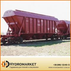 Вагон-хоппер для зерна 19-970 19-970-01 ПАО СВЗ