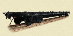 Платформа для перевозки крупнотоннажных