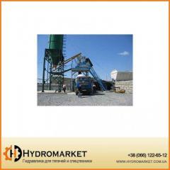 Factories concrete mobile