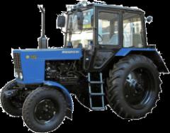 Трактор МТЗ-82.1 с передним ведущим мостом...