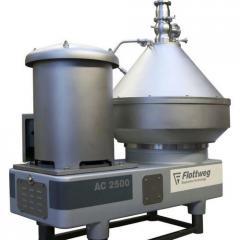 Центробежный сепаратор для пищевой промышленности