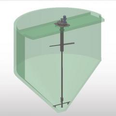 Циклонный сепаратор DSP для очистки сточных вод