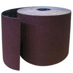 Бумага абразивная на тканевой основе водостойкая